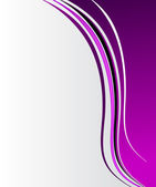 Elegant  abstract purple background — ストックベクタ