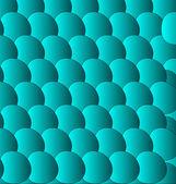 Blue circle background - eps 10 — Stockvector