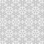 Vector pattern - geometric simple modern texture — Stock Vector