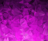 Abstract geometric background with polygons. — Vetorial Stock