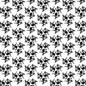 Vector pattern - geometric simple modern texture. — Stock Vector