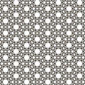 Abstract vintage geometric wallpaper pattern background. Vector illustration — Stock Vector