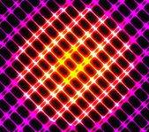 Vector illustration color abstract glowing background — Vector de stock