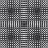 Czarno-białe tło, bez szwu wektor wzór — Wektor stockowy