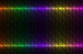 Vector abstract illustration splash color  glowing  background — Vector de stock