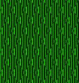 черные и зеленые треугольники фон - eps 10 — Стоковое фото