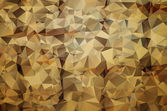 Abstract geometric background with polygons. — Stock Photo