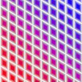 abstract illustration splash color  glowing  background — Foto de Stock