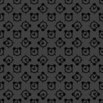 Alarm clock web icon. flat design. Seamless pattern. — Stock Vector #48353997