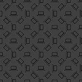 Notebook web icon. flat design. Seamless gray pattern. — Wektor stockowy