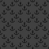 Icona web di ancoraggio. design piatto. modello senza saldatura. — Vettoriale Stock