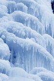 Ice-fall — Стоковое фото