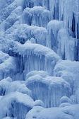 Ice-fall — Stock Photo