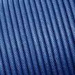 Wire rope texture - heavy duty steel wire cable or rope for heav — Stock Photo