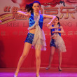 Girls dance performance — Stock Photo #33730471