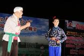 Beijing Opera performance still — Stock Photo