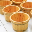 Wooden basin — Stock Photo #33394061