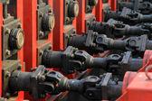 Rotating machinery and equipment — Stock Photo