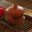 Chinese yixing teapots — Stock Photo