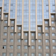 Stock Photo: Windows on high rise building
