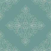 Damast naadloze patroon vectorelement. elegante luxe bitmappatroon voor wallpapers, achtergronden en pagina opvulling. — Stockvector