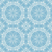 Vector damask seamless pattern background. Elegant luxury texture for wallpapers, backgrounds and page fill. — Cтоковый вектор