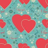 Valentine's day. — Stock Vector