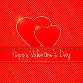 Happy Valentine's Day. — 图库矢量图片