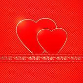Happy Valentine's Day. — Vector de stock