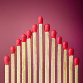 Matchsticks — Stock Photo