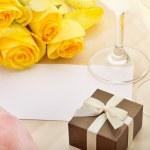 Valentine gift — Stock Photo #28214605
