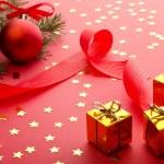 Christmas gifts — Stock Photo #28218075