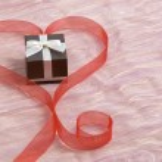 Valentine gift — Stock Photo #28218639