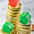 Stock Photo: Real estate market: sell and buy