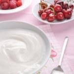 gezonde breaskfast — Stockfoto
