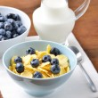 Healthy breakfast — Stock Photo #28214521