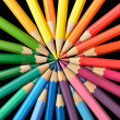 Color spectrum — Stock Photo #28214545
