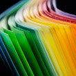 Colored paper — Stock Photo #28215117