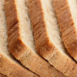 Bread close-up — Stock Photo