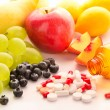 Vitamins — Stock Photo #28217921