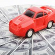 Cost of buying car — Stock Photo #28218057