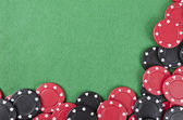 カジノの背景 — ストック写真