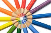 Color spectrum — Stock Photo