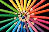 色スペクトル — ストック写真