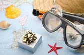 Presente de feriado — Foto Stock