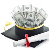 Koszty edukacji — Zdjęcie stockowe