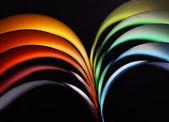 Fondo del arco iris — Foto de Stock