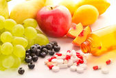 Vitamins — Stock Photo
