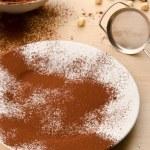 postre de cacao — Foto de Stock