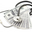 Stock Photo: Health care costs